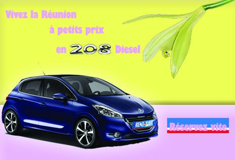 location voiture r union avec rent a car r union