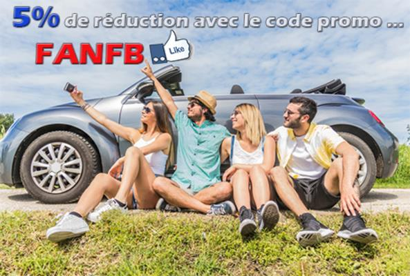 "Location voiture reunion aeroport ""Fan Facebook"" ..."