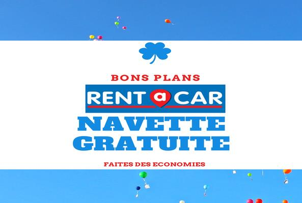 NAVETTE GRATUITE A L'AEROPORT, UN BON PLAN RENT A CAR ...